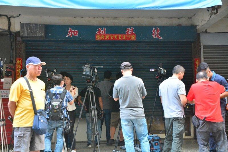 中國製口罩混入實名制 加利:網購可退貨