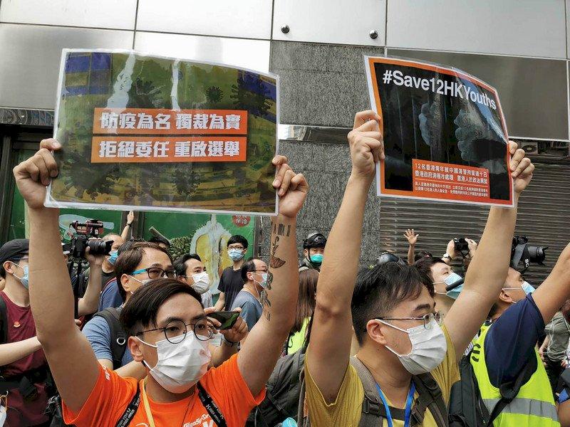 9月6日香港沒投票 譚得志被捕 美國大選分析