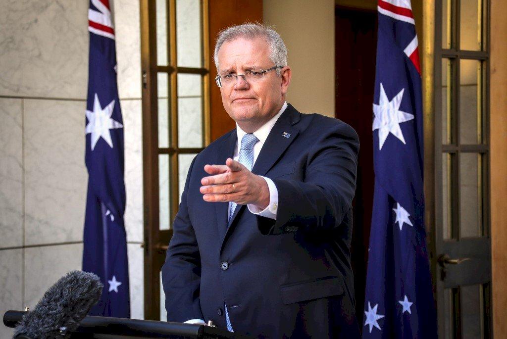 被控反中 澳洲總理:堅持維護國家利益
