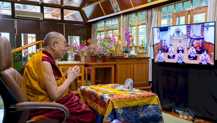達賴喇嘛明年訪台 西藏流亡官員:須條件配合