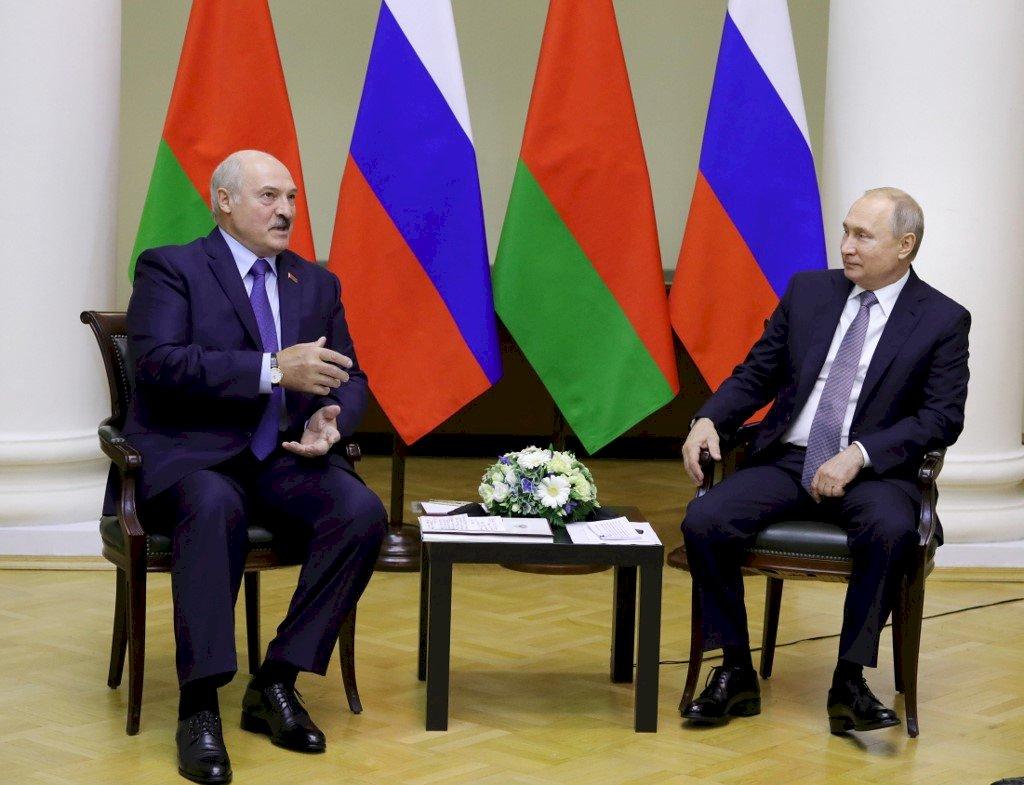 魯卡申柯越依賴俄國 越可能升高蒲亭風險