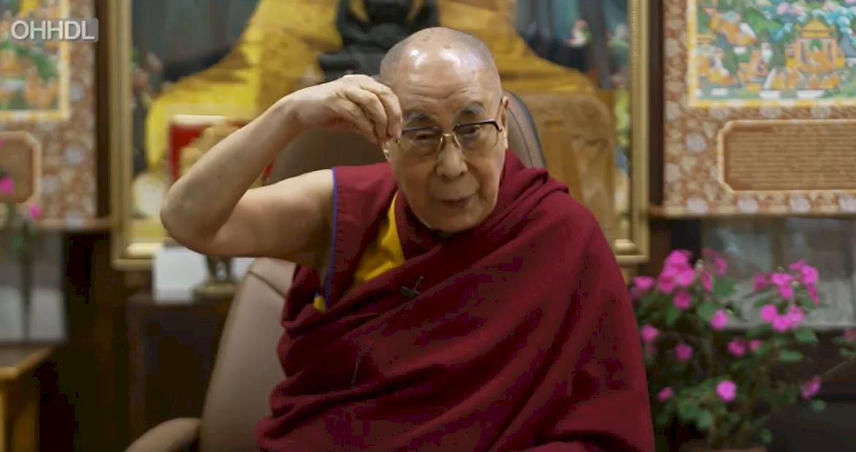達賴喇嘛籲全球團結行動 力抗氣候變遷