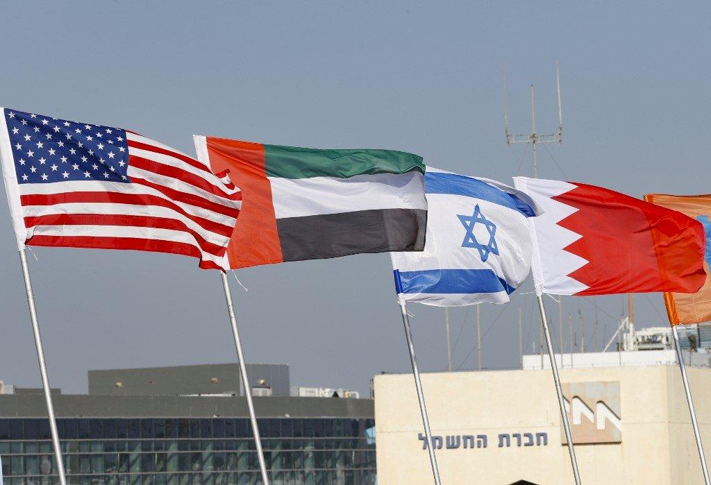 巴林協議 川普與以色列的雙贏
