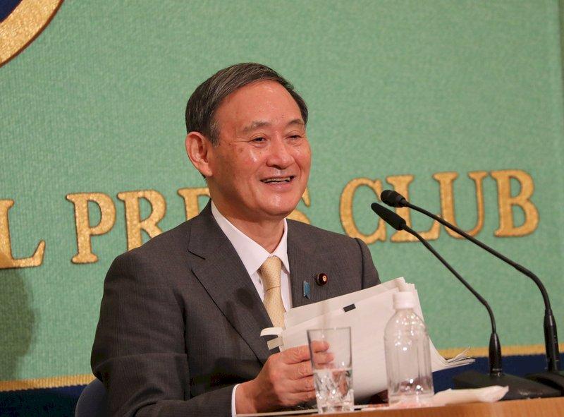 日本自民黨主席選舉14日揭曉 菅義偉可望勝出