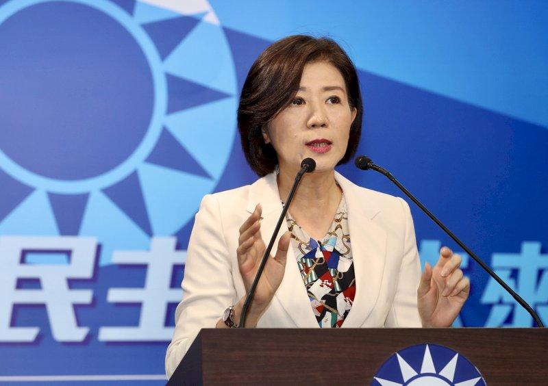 國民黨取消率團赴海峽論壇 不會以政黨形式參加
