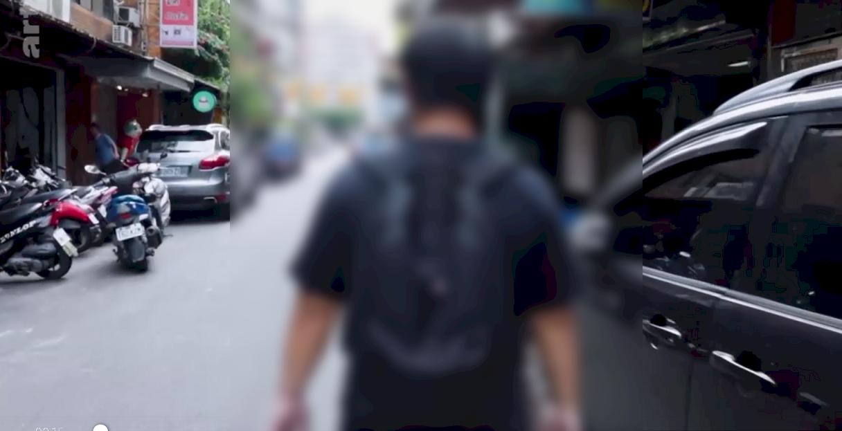 跨海追蹤流亡港青在台足跡!  德法公共電視台推紀錄片