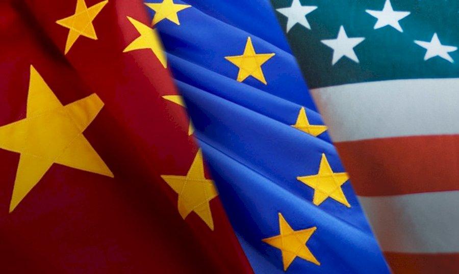 對美不信任!歐盟六成民眾認中國未來十年將取代美國成超級大國