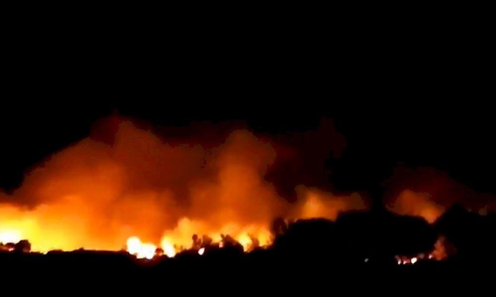 希臘再傳難民營附近大火 警方逮13人