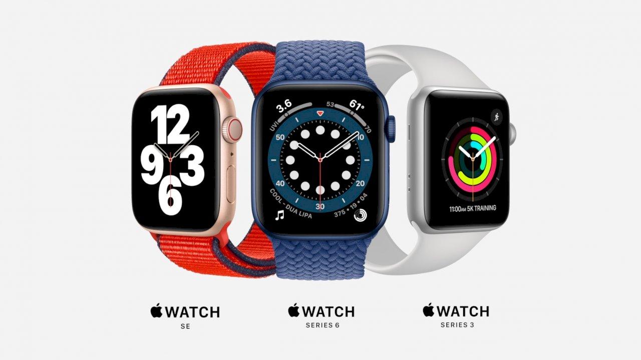 蘋果發表會沒新款iPhone 以Apple Watch和iPad為主