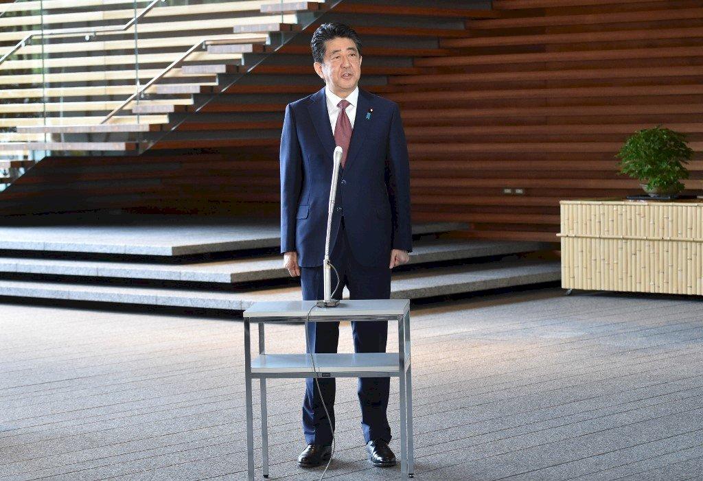 日本告別安倍年代 無緣目睹東奧開幕成遺憾