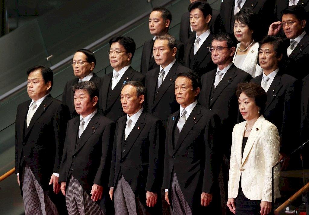 日本新首相菅義偉談施政 重防疫兼拼經濟