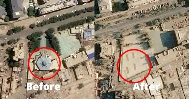 澳洲智庫:中國近年在新疆拆除數千清真寺