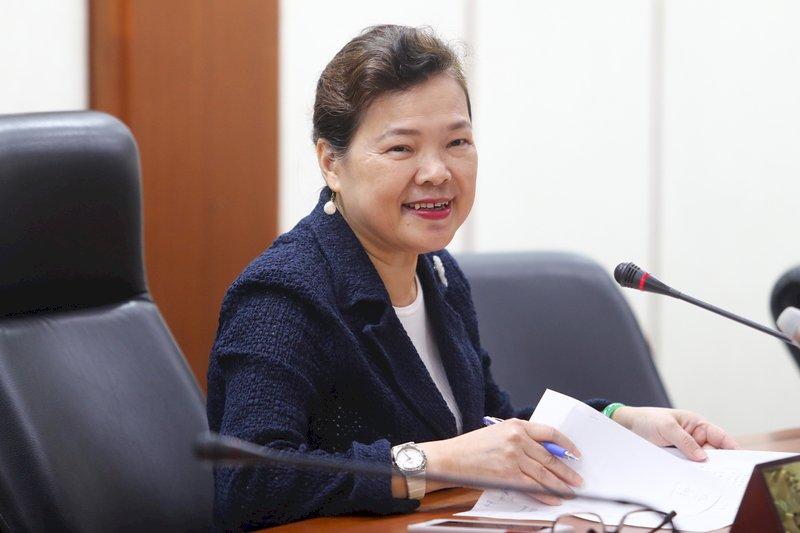 柯拉克訪台 王美花:相互說明政策確認經濟對話主題