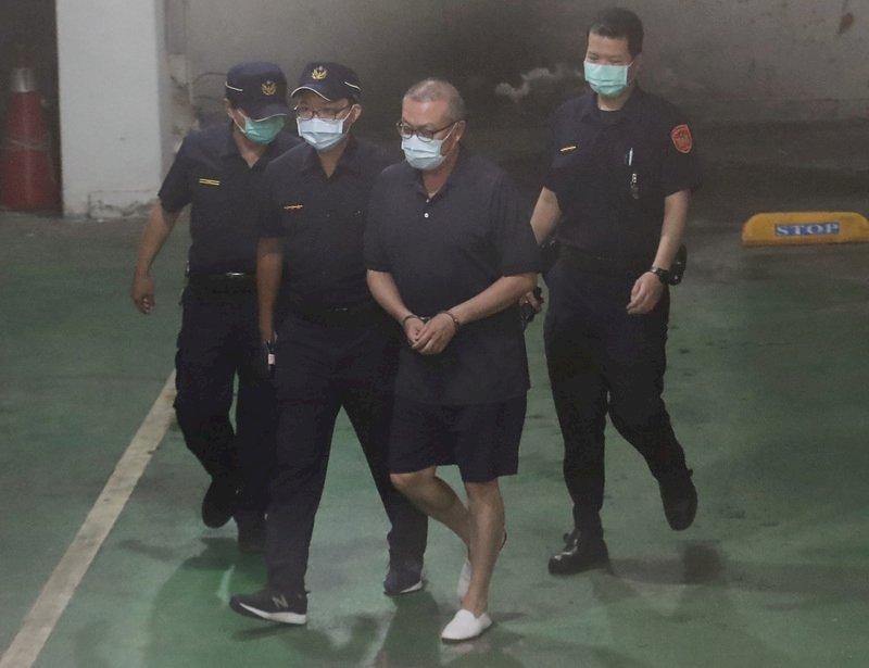 蘇震清遭起訴 民進黨:靜待司法審判結果再議後續