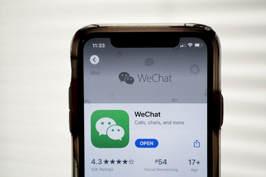美國司法部要求法官放手 允政府命令WeChat下架