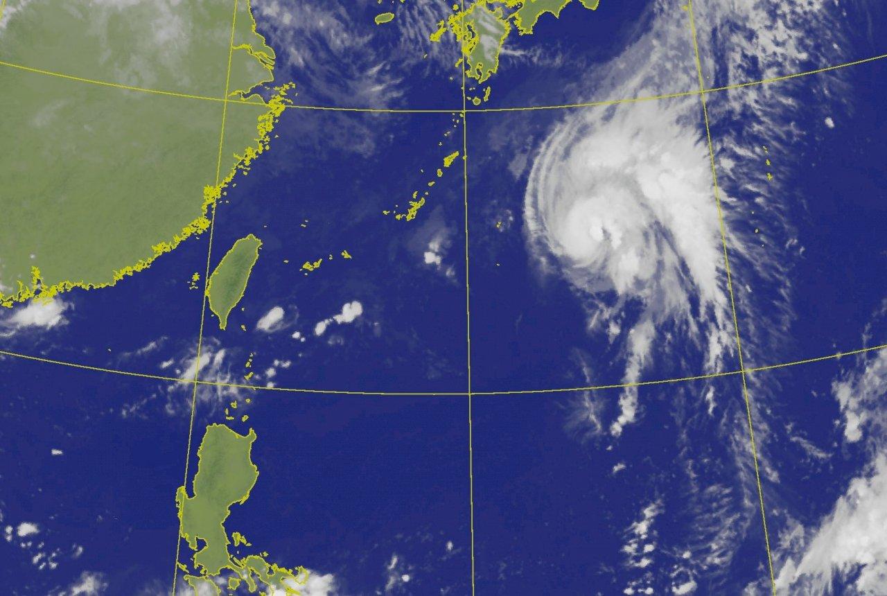 颱風白海豚生成 氣象局:對台無影響