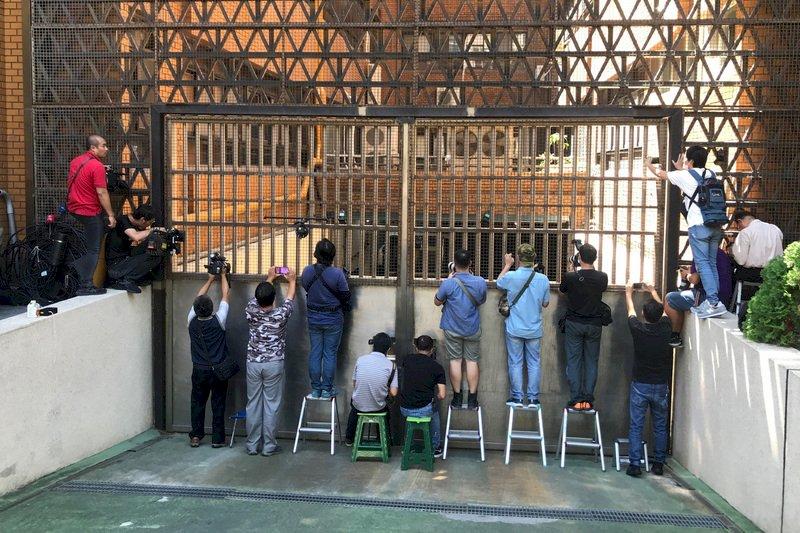 立院同意羈押 北院:3立委將送台北看守所