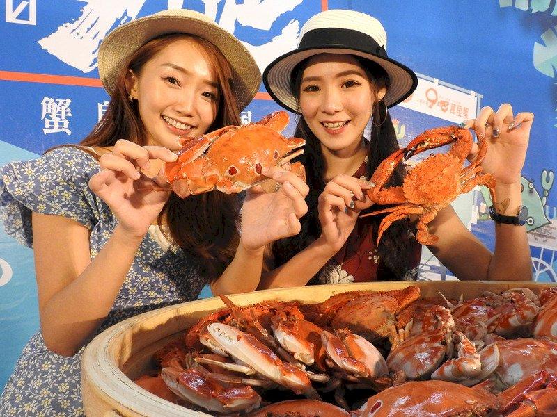 秋蟹料理 從畫家的筆下探詢百年台菜的演進