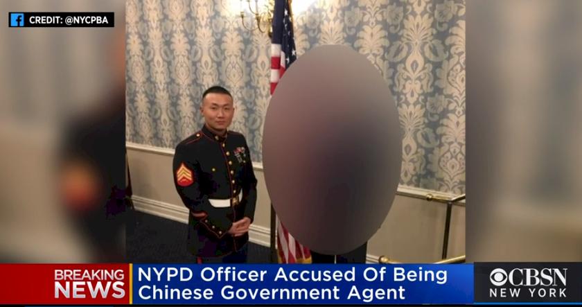 替中國領事館收集當地藏人資訊 中裔紐約警察遭逮捕