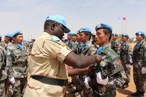 大國擔當背後!中國爭奪UN維和部隊主導權 藉國際手保護自身利益