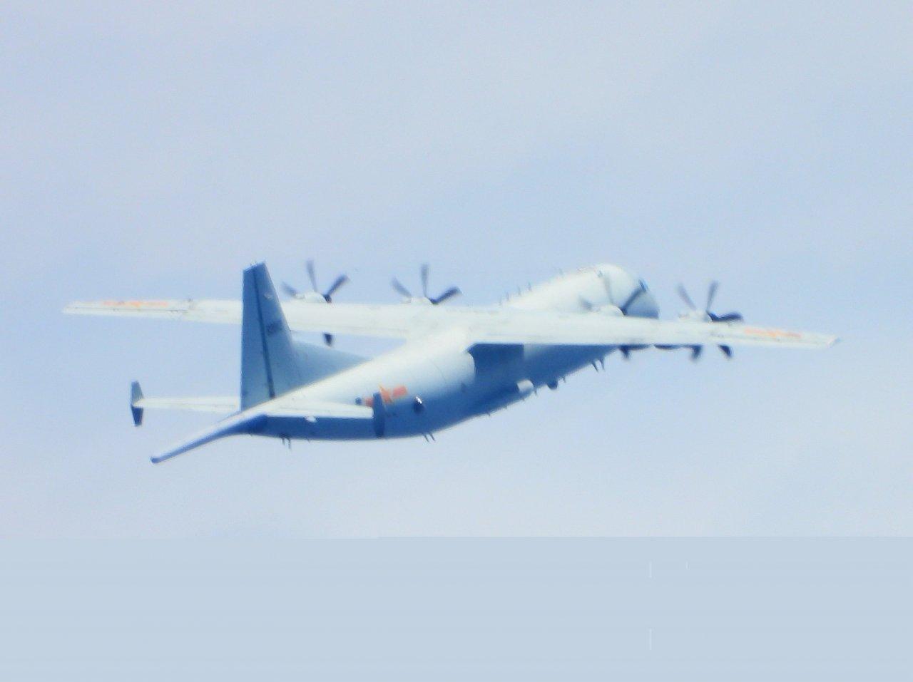 中國軍機頻擾台 美國防部前官員:軍事挑釁對恐嚇台灣無效