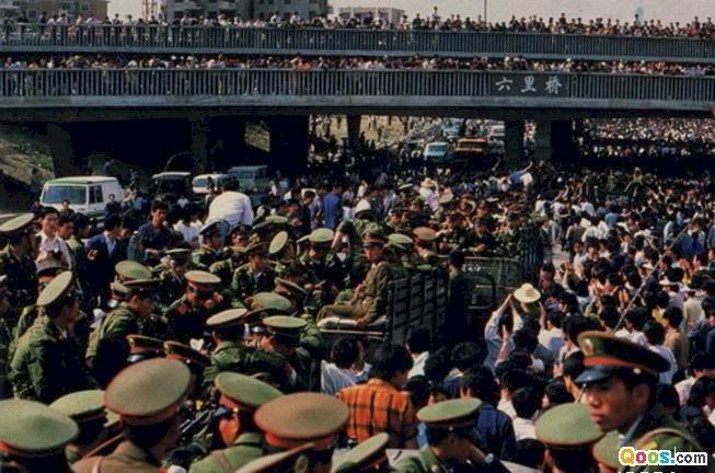 我的一九八九系列》六里橋軍民發生衝突 雙方各有多人受傷