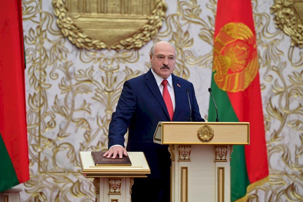 白俄總統秘密就職 歐盟:缺民主合法性拒絕承認
