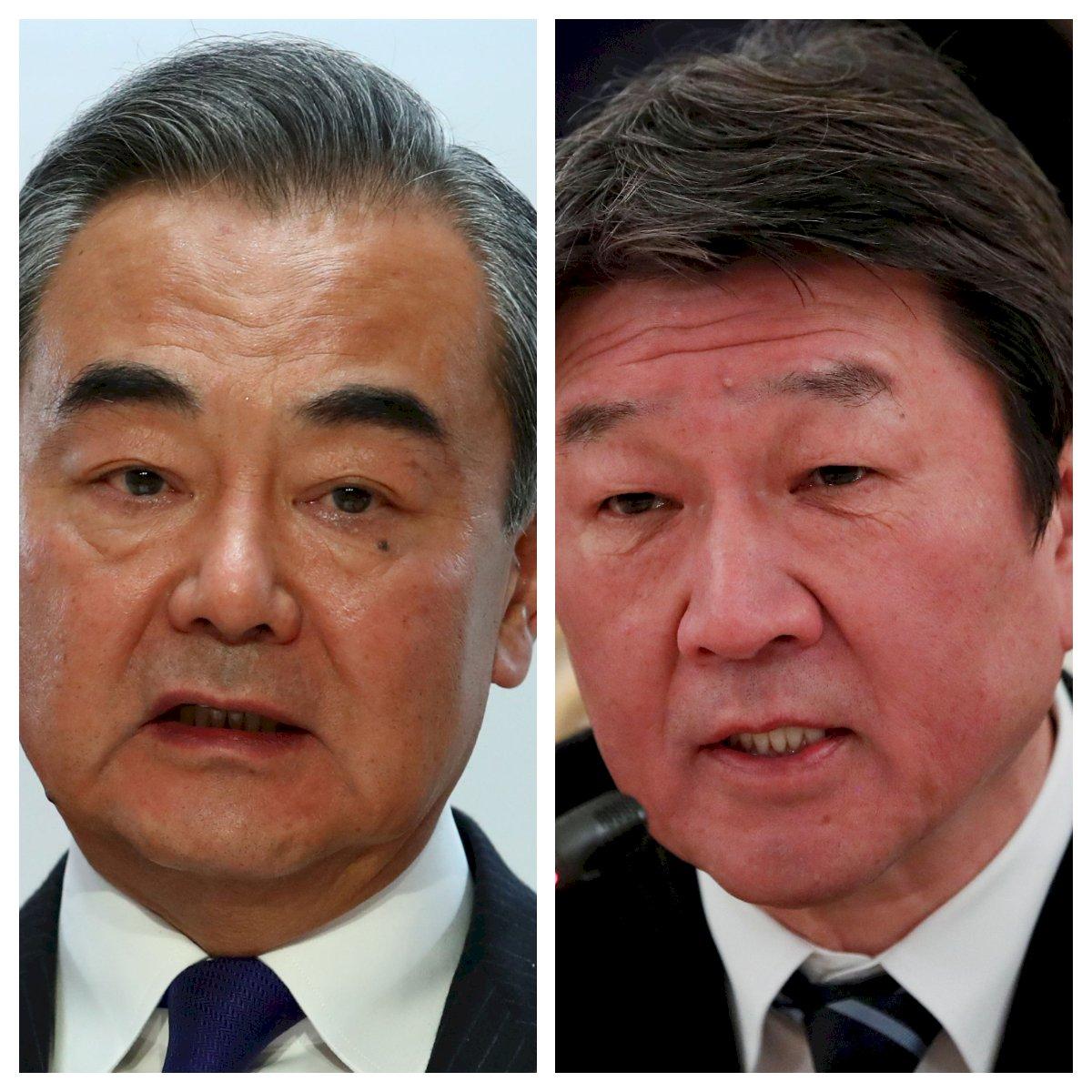王毅可望10月訪日與外相茂木會談 協調會晤菅首相