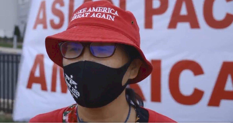 川普的華裔鐵粉們! 我來自共黨中國 我愛美國