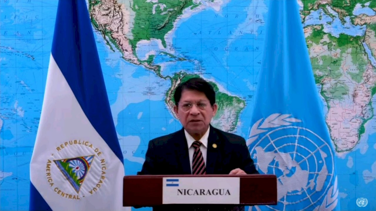 聯大二友邦接力聲援 尼加拉瓜3年來首發聲挺台