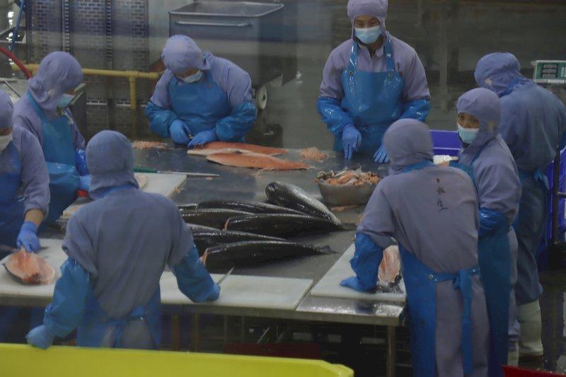 中國對進口食品檢測武漢肺炎病毒 惹惱貿易夥伴