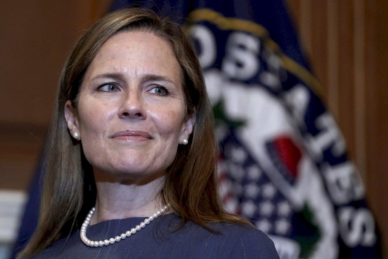 川普提名巴瑞特任大法官 參議院將於10月底表決