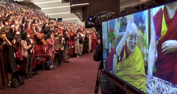 台灣清華教授邀演講 達賴喇嘛說OK