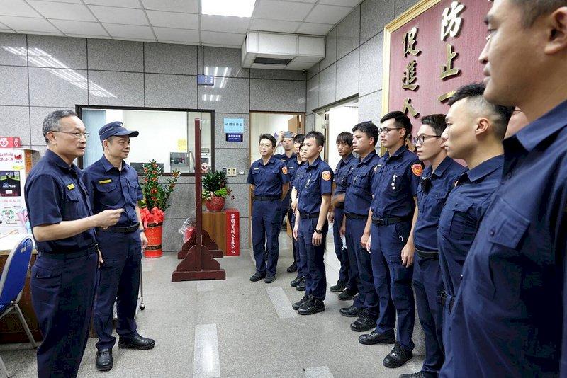 因應國際情勢  警署通令設聯合指揮所