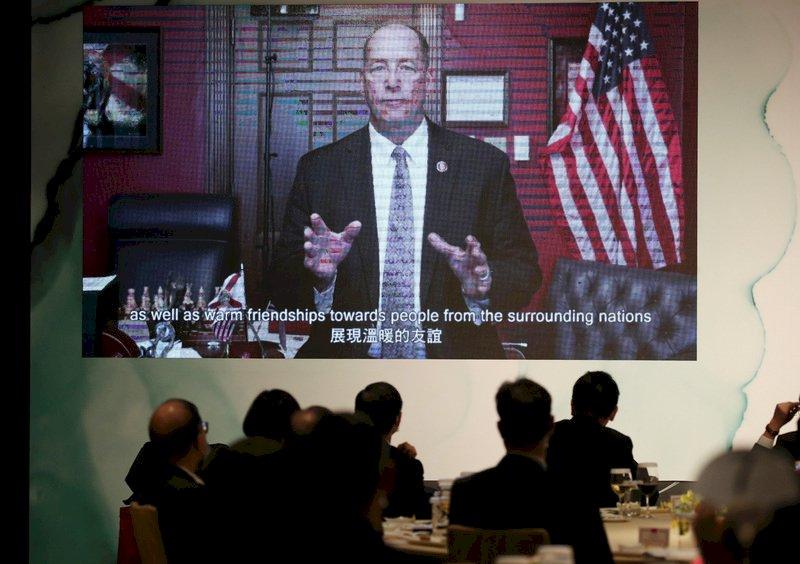 美眾議員:確保印太繁榮美國將力抗損人利己強權