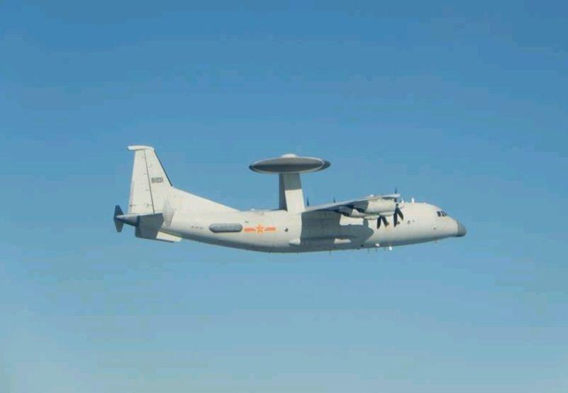 共機最新動態 空軍:15架次擾台防空識別區