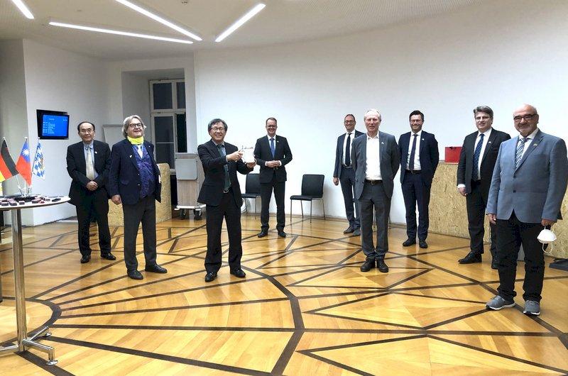 推動對台關係 德國巴伐利亞邦議會成立友台小組