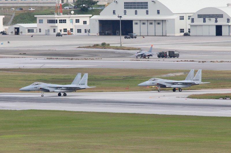 日本戰機半年緊急升空371次 6成為應付共機