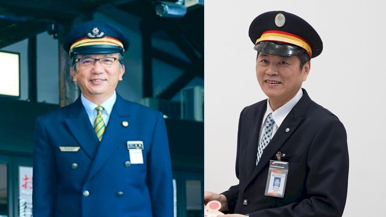 台鐵結盟日本西武集團鐵道車站 首次交換制服