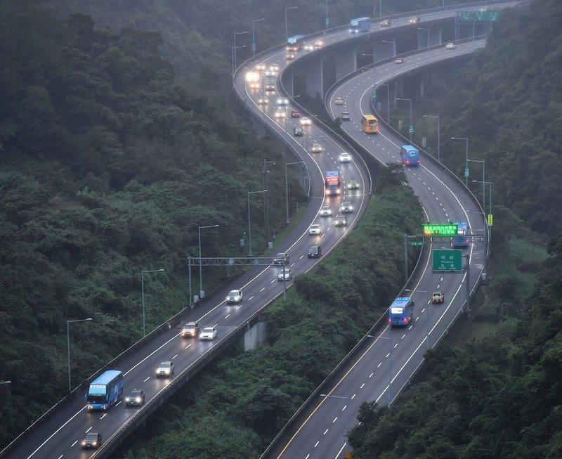 228連假疏運 注意國道及省道封閉管制路段