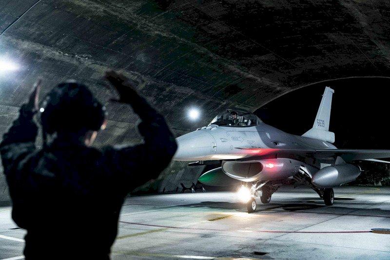 中國不斷軍事擾台的下一步
