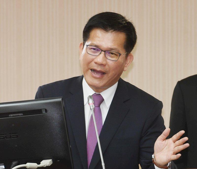 陽明海運新任董座缺席惹議 林佳龍:會查明事由、必要時究責