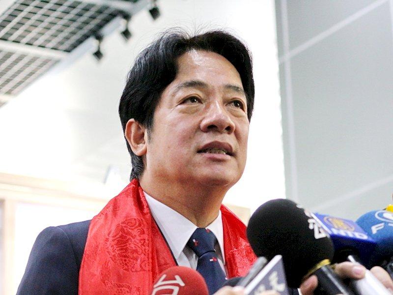 中國玩弄台諜案戲碼 副總統:文攻武嚇對台灣人無效