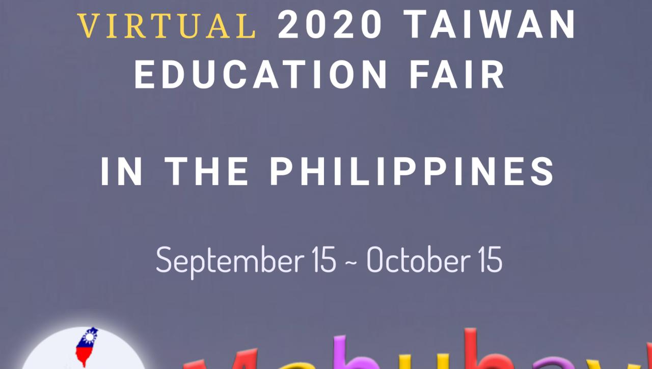 台灣線上高教展 菲國生千則留言最想學3大領域