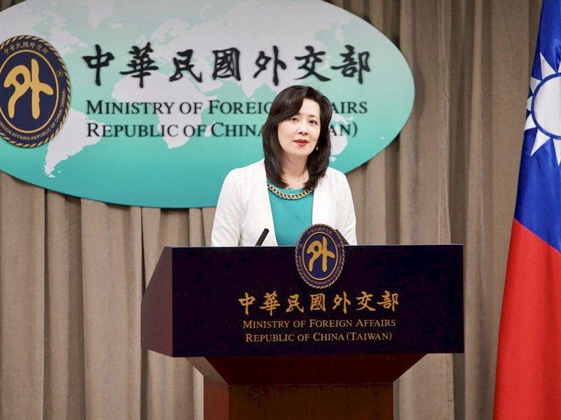 擾台共機數創新高 外交部:與相關國家分享情資