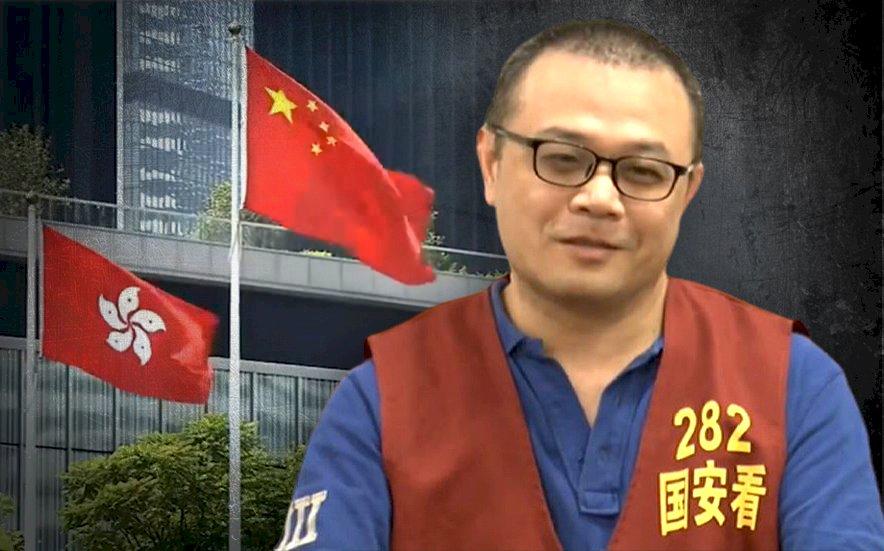 台諜案猶如中國愛國連續劇 就是為了栓上對台的安全閥