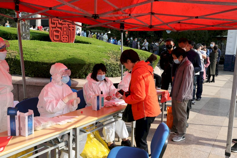 全民普篩才2週 中國青島再爆醫院感染疫情