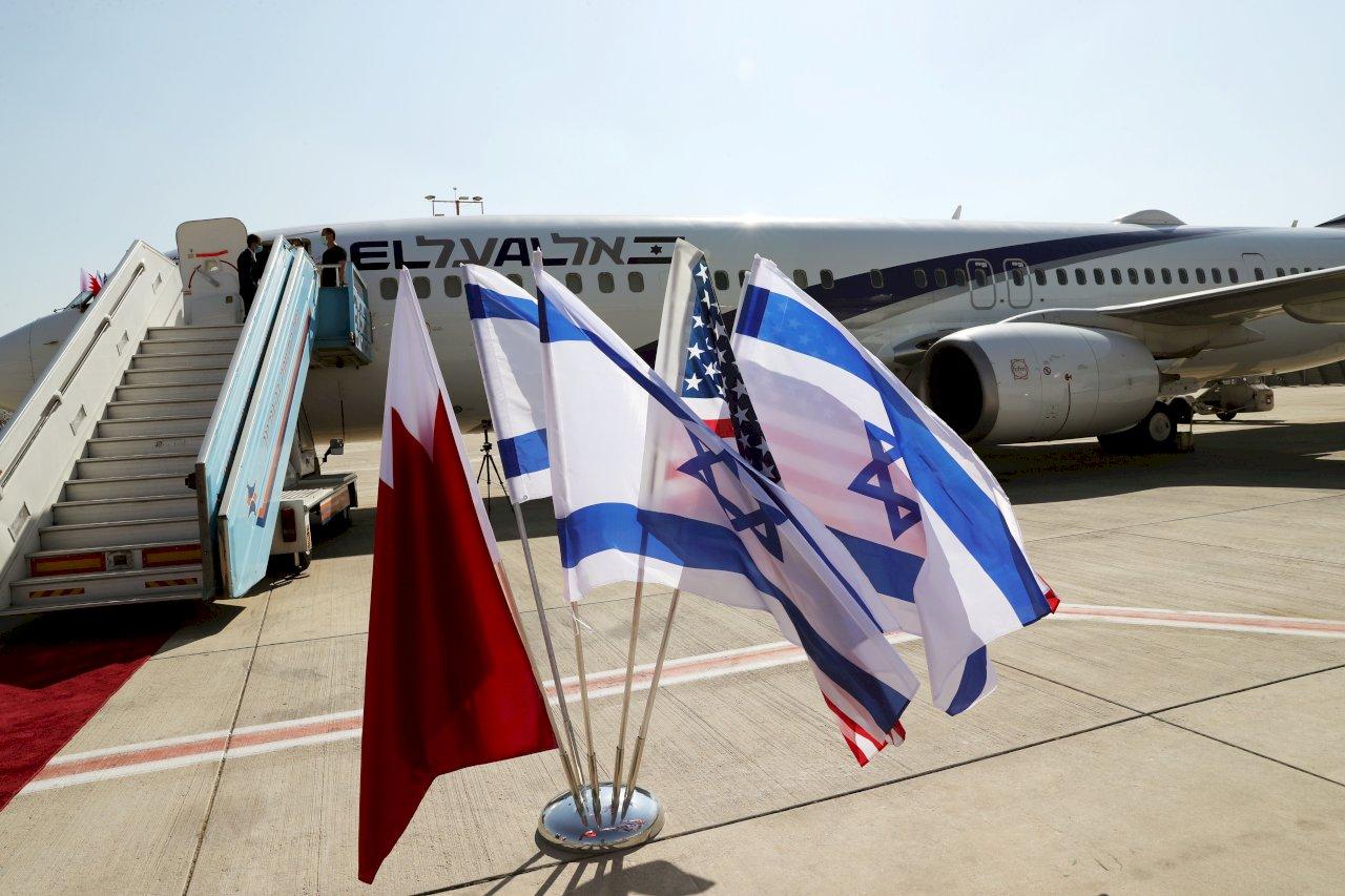 巴林官方代表團首訪以色列 將擴大雙邊合作
