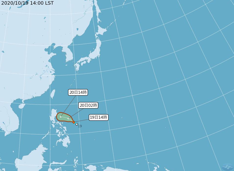 又將有熱低壓成颱  北台週三降大雨 南部水情幫助有限