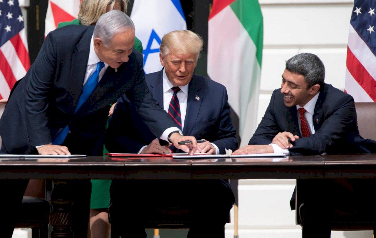 阿聯內閣批准與以色列關係正常化協議